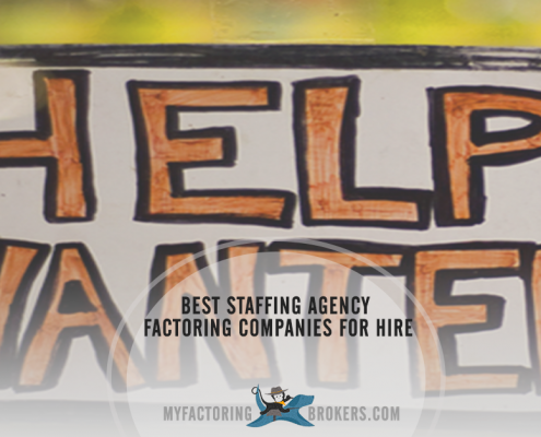 Best Staffing Agency Factoring Companies for Hire