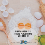What Consumers Brand Perceptions are Made Of