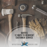 12 Ways to Reinvent Customer Service Quotes + Infographic