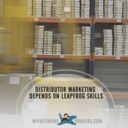 Distributor Marketing Success Depends on Leapfrog Skills
