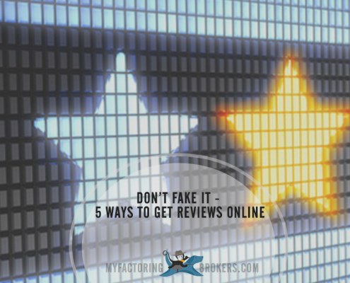Don't Fake Customer Reviews - 5 Ways to Get Business-Building Reviews Online