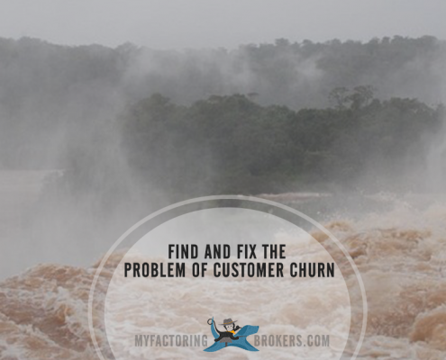 Find and Fix the Problem of Customer Churn