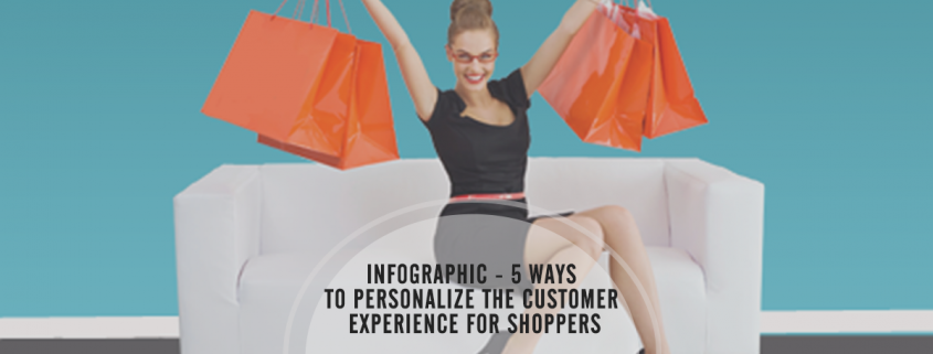 5 Ways to Personalize the Customer Experience to Please Shoppers