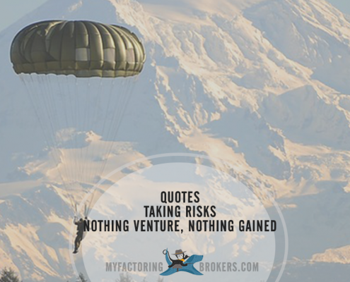 12 Quotes About Taking Risks - Nothing Ventured, Nothing Gained