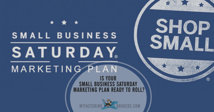Is Your Small Business Saturday Marketing Plan Ready to Roll?
