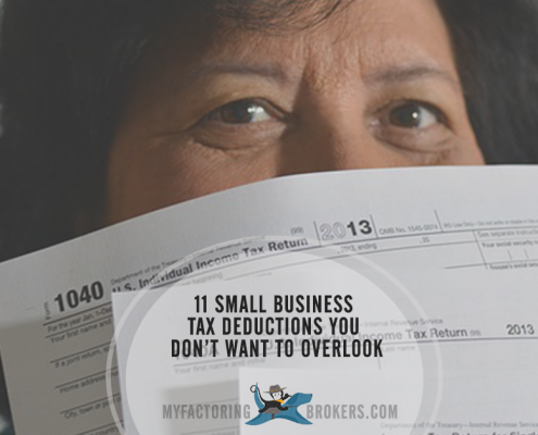 11 Small Business Tax Deductions You Don't Want to Overlook