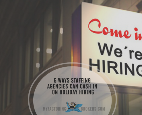 5 Ways Staffing Agencies Can Cash In On Holiday Hiring
