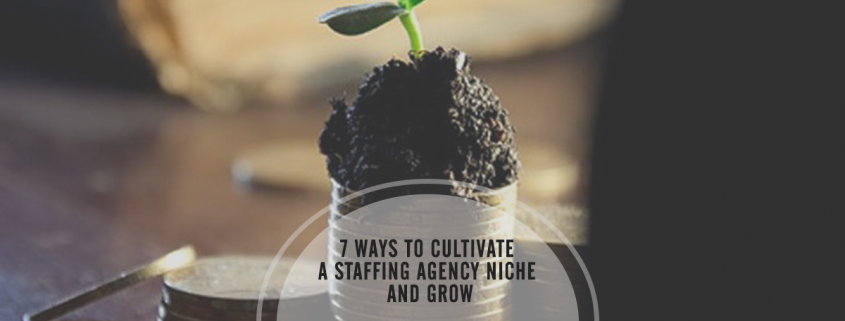 7 Ways to Cultivate a Staffing Agency Niche and Grow