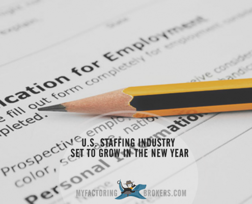U.S. Staffing Industry Set to Grow in the New Year
