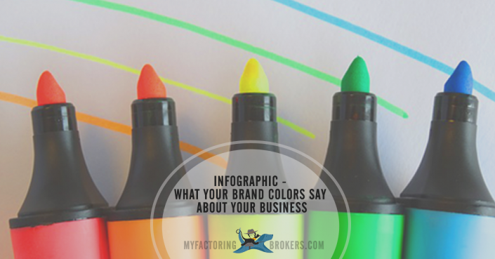 Infographic - What Your Brand Colors Say About Your Business