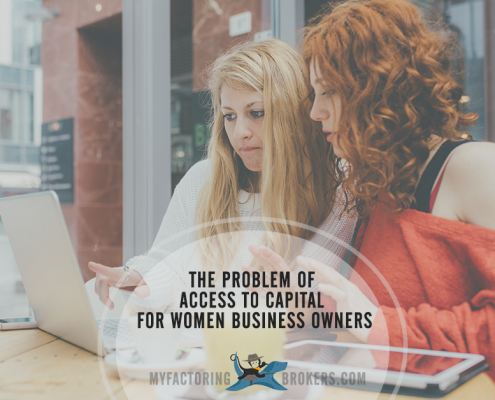 Access to Capital for Women Business Owners