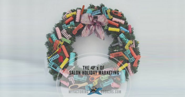 The 4Ps of Salon Holiday Marketing