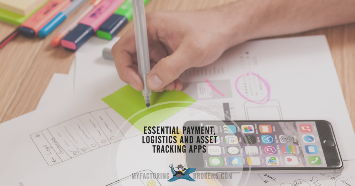 Essential Payment, Logistics and Asset Tracking Apps for Small Business Owners on the Go