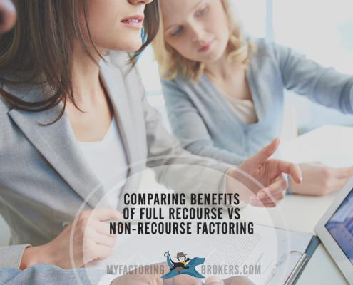 Benefits of Non-Recourse Factoring vs. Factoring with Full Recourse