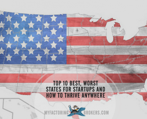 Top 10 Best States for Startups and the 10 Worst and 5 Buts to Help You Thrive Anywhere