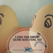 5 Signs Your Company Culture Needs Fixing Fast