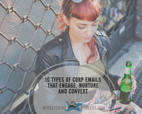 10 Types of Corporate Emails Increase Email Marketing Effectiveness