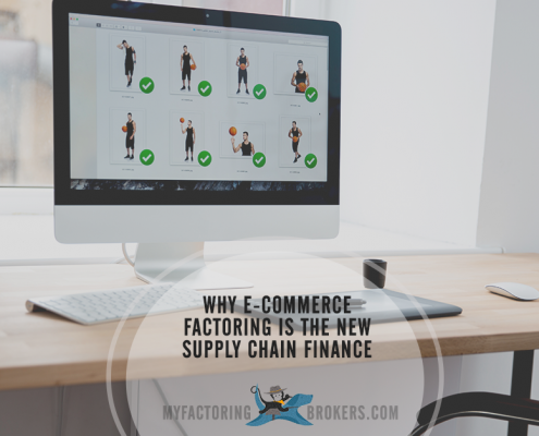 Why E-commerce Factoring is the New Supply Chain Financing Solution