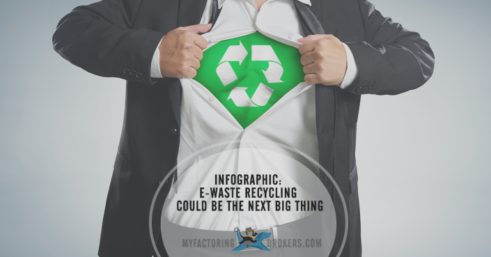 E-Waste Recycling Could Be the Next Big Thing - Infographic