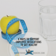 6 Ways to Support Employee Resolutions to Get Healthy