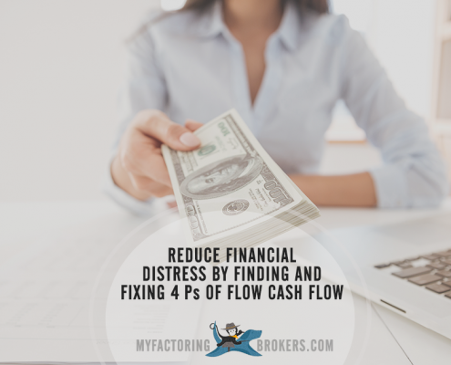 Reduce Financial Distress by Fixing the 4 Ps of Low Cash Flow