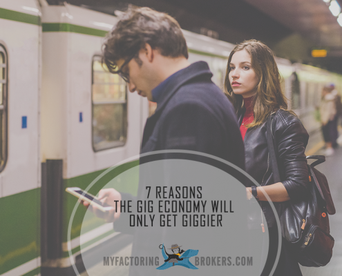 7 reasons the gig economy will explode for staffing agencies