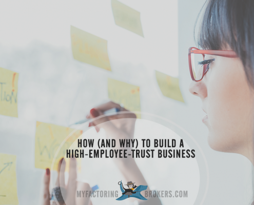 High Employee Trust Leads to Improved Hiring and Employee Retention