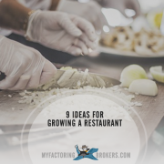 9 Ideas for Growing a Restaurant