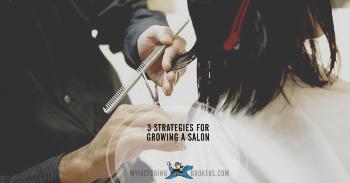 But if you want to see your salon turning evolving into chain of salons or salon franchise over the next ten years, these three strategies can help.