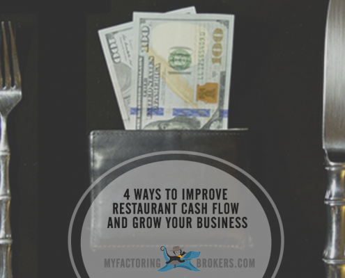 4 Ways to Improve Restaurant Cash Flow and Grow Your Business