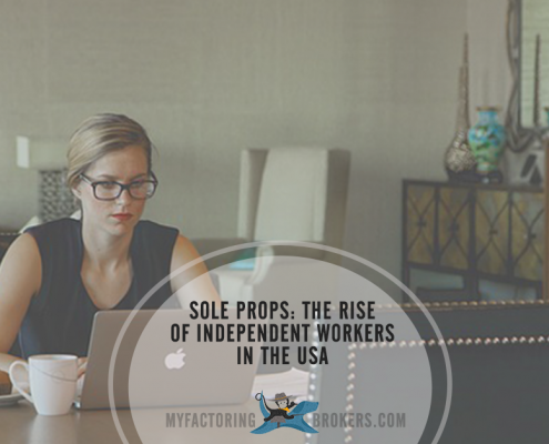 Sole Props - the Rise of Independent Workers in the US