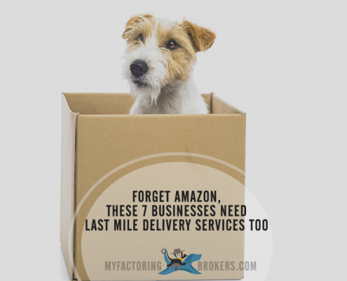 Forget Amazon these 7 Businesses Need Last Mile Delivery Services Too