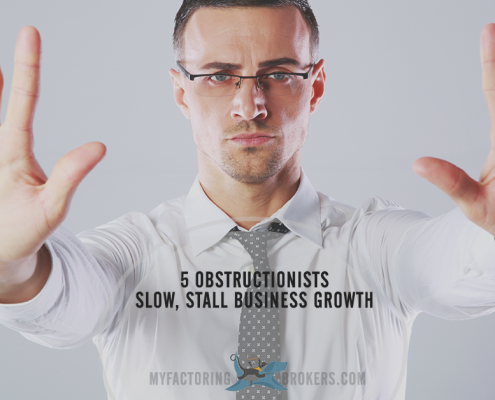5 Types of Business Obstructionists Hold Back Business Growth
