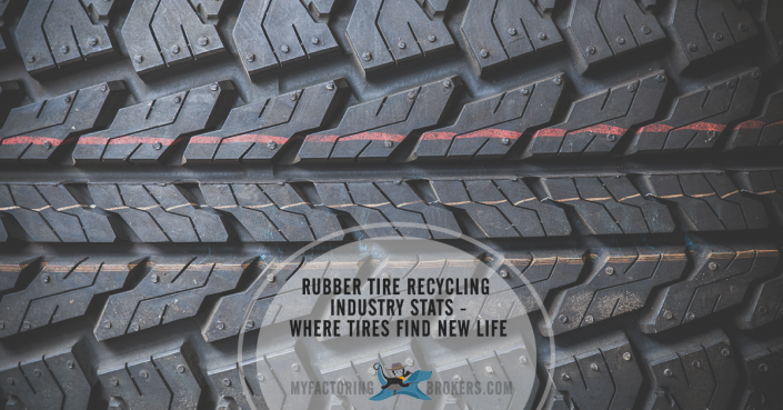 Rubber Tire Recycling Industry – Where Tires Find New Life