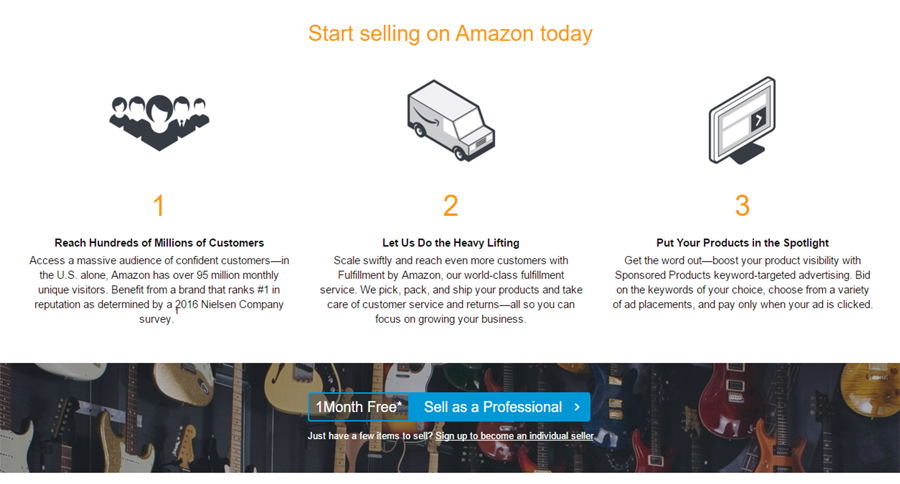 5 Ways Amazon VendorsGet Started Selling on Amazon
