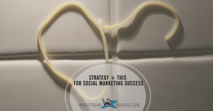Strategy + THIS for Social Media Marketing Success