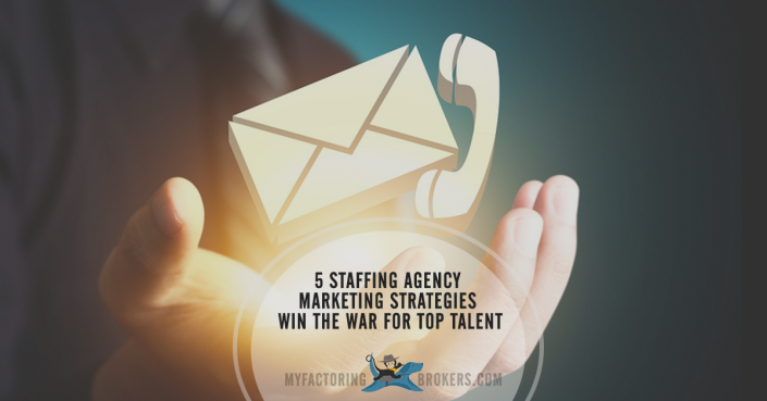 5 Staffing Agency Marketing Strategies that Win the War for Top Talent