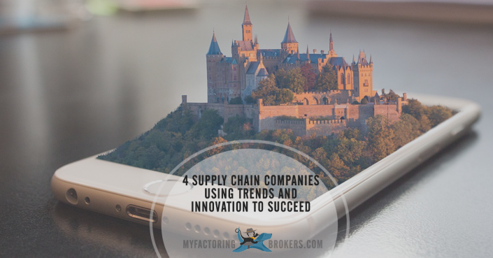 4 Supply Chain Companies Using Trends and Innovation to Succeed
