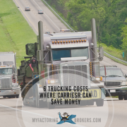 6 Trucking Company Costs Every Carrier Should Monitor
