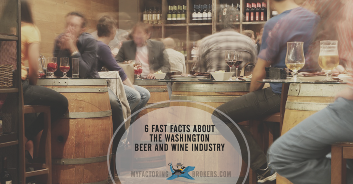 6 Fast Facts and a Bunch of Stats About the Washington Beer and Wine Industry