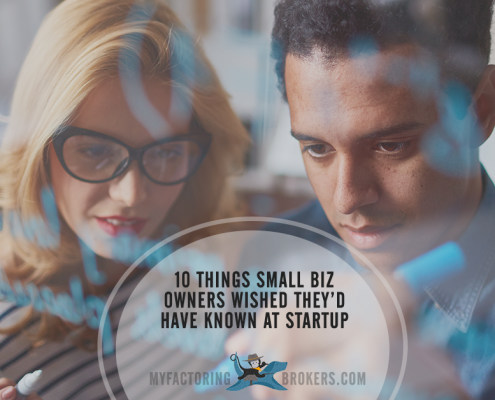 10 Things Small Business Owners Wish They Knew as Startups